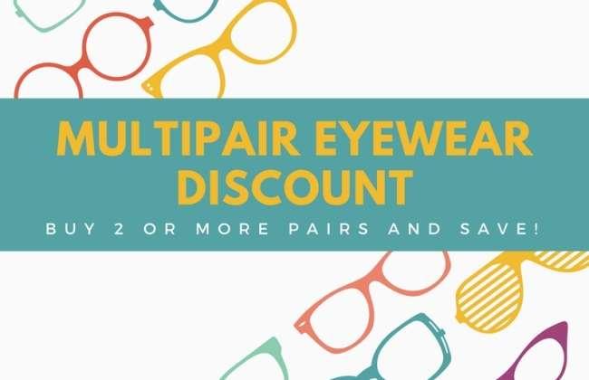 Multipair Eyewear Discount