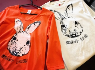 Grab some rabbit dash clothes
