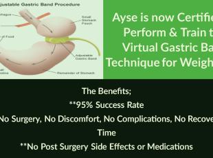 Weightloss Solutions - Ask about the Virtual Gastric Band