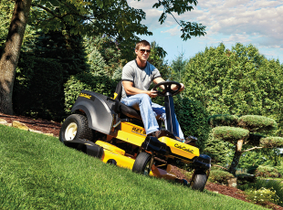 $250 off Cub Cadet Zero Turn Mower