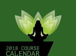 Ask for our 2018 Course Calendar