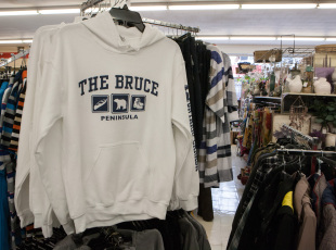 The Bruce Hoodies & Sweatshirts