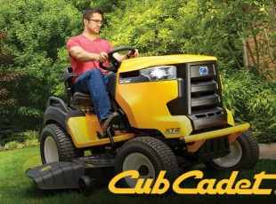 Up to $200 off Cub Cadet Lawn Tractor