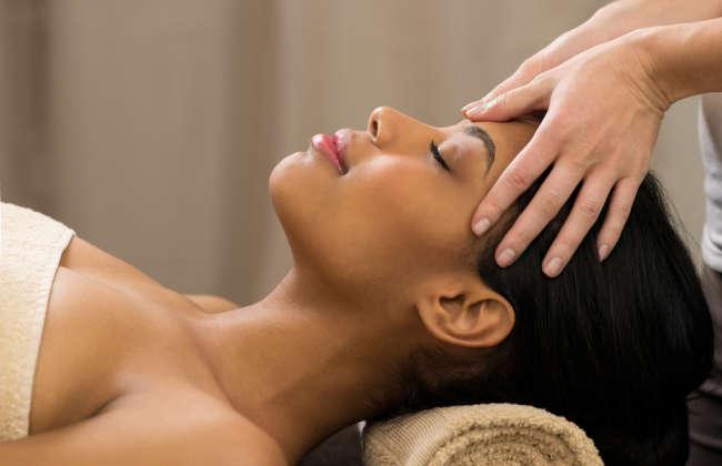 $60 Crowning Head Massage
