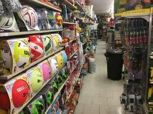 Sports supplies
