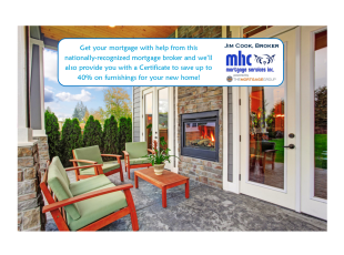 Save On Your Mortgage & Furnishings!
