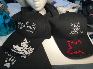 Y'all need Wilkie caps