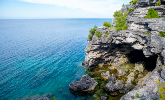 Bruce Peninsula National Park The Grotto Bruce County