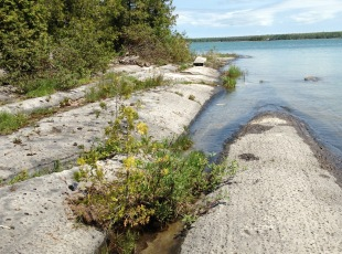 Evidence of Glaciation - The Fishing Islands