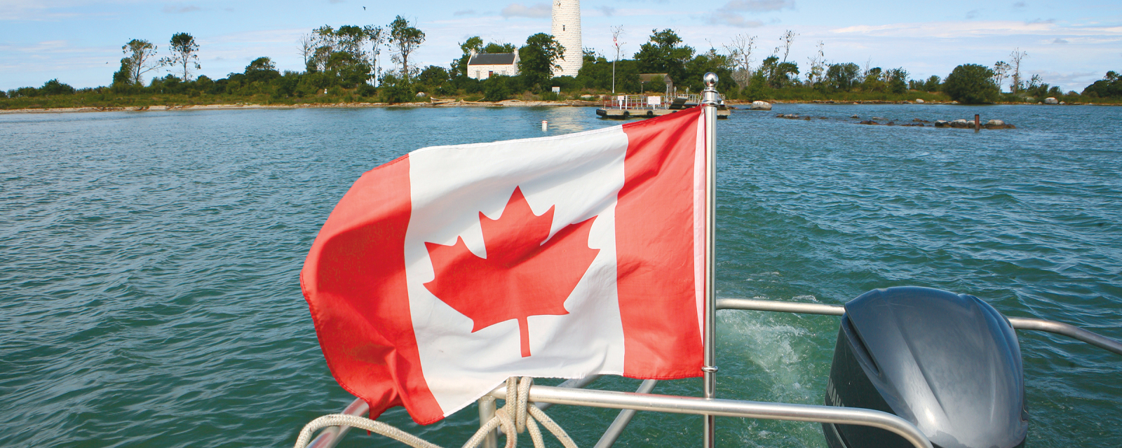 Chantry Island Boat Tours