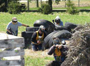 1/2 Price Paintball Equipment Rentals