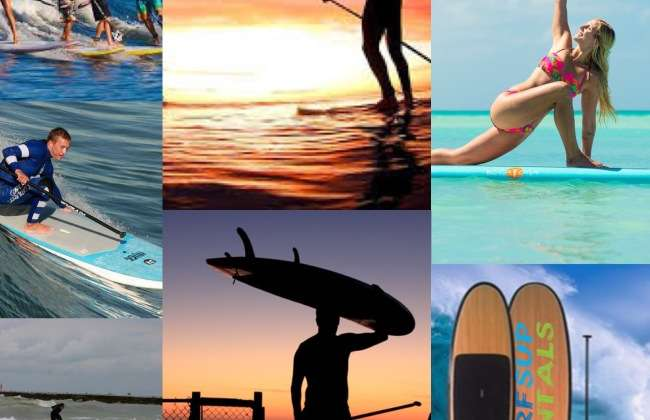 2 for 1 SURF/SUP board rentals