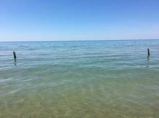 Super clean clear waters
