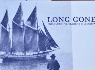 'Long Gone: Kincardine Marine History' Books - ON SALE