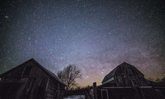 Astronomy on the Bruce Peninsula