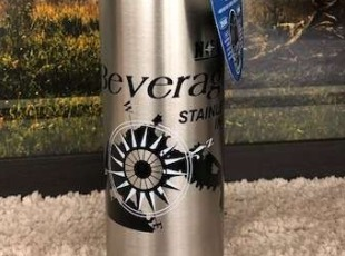 Stainless Steel Water Bottle ~ $2