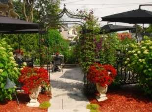 Enjoy our patio - sit back and relax