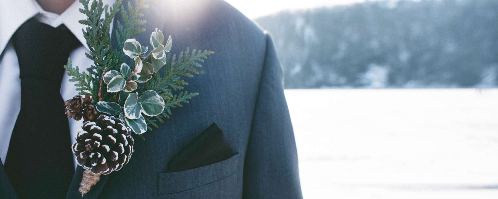 The Perfect Winter Wedding.