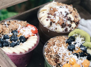 Our Smoothie Bowls!
