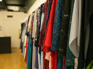 Selection of formal attire