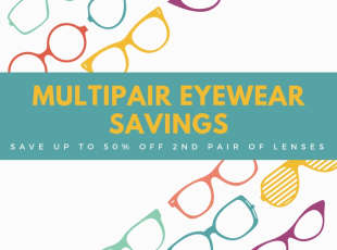 Multipair Savings - SAVE up to 50%!