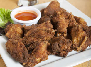 Oh yeah - here are the wings...