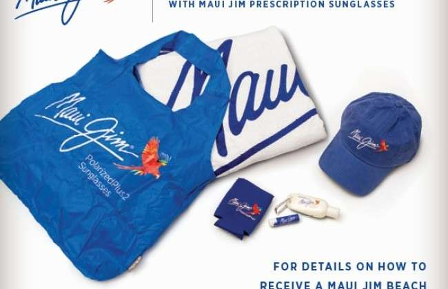 Gift with Maui Jim Purchase!