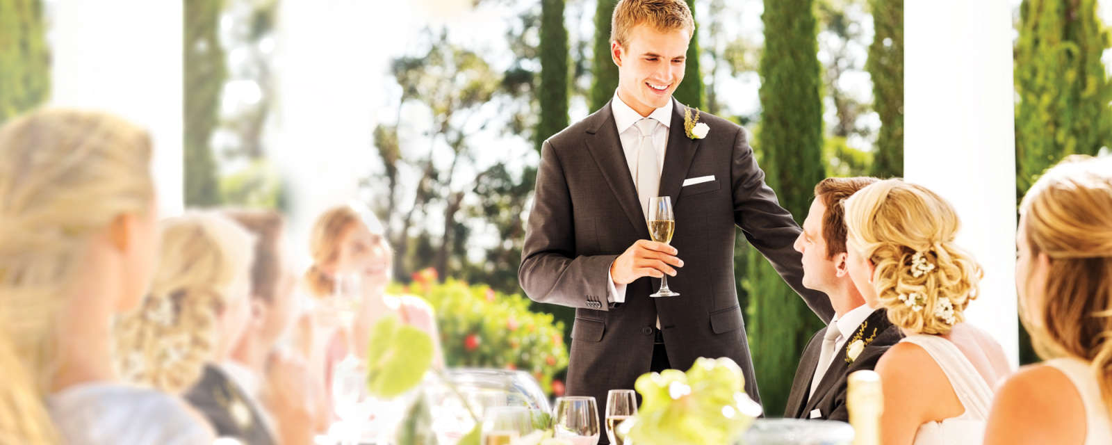 Articles for Brides & Grooms