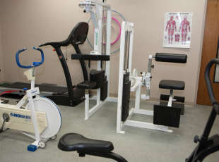 Physio Equipment Room